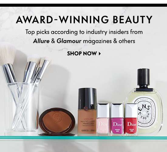 Award-Winning Beauty