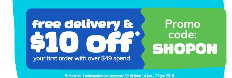 $10 off on orders over $49