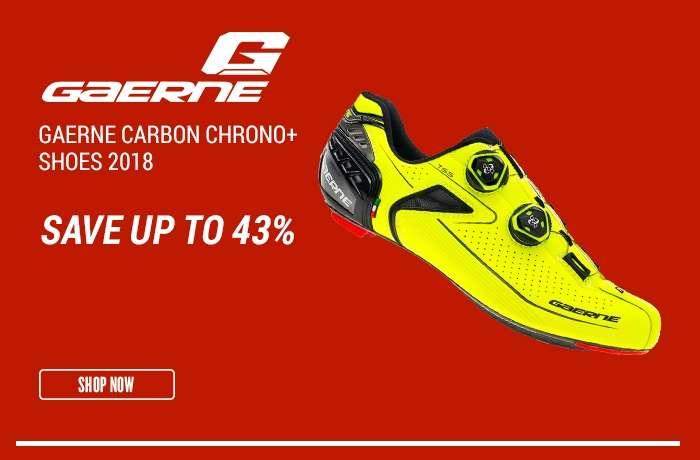 GaerneCarbon Chrono+ Shoes 2018