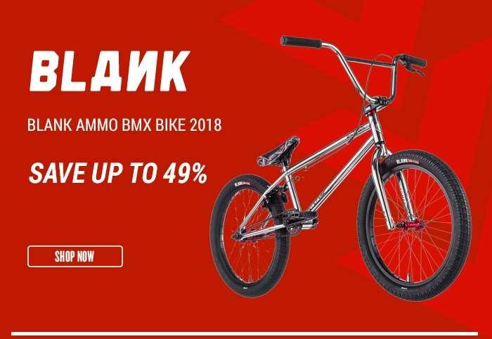 BlankAmmo BMX BIke 2018