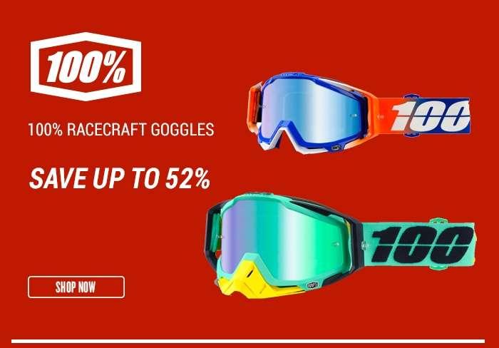 100%Racecraft Goggles
