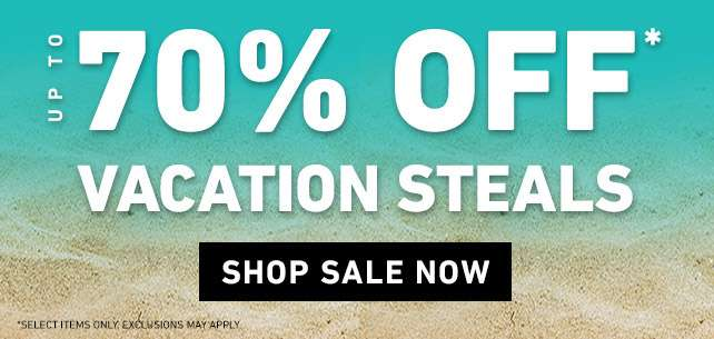 Up to 70% Off vacation steals - Shop Sale Now