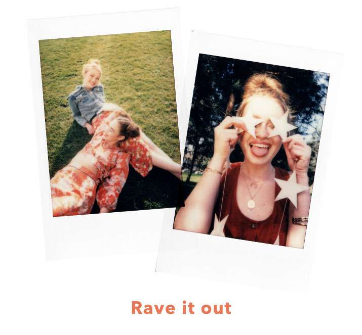 Rave It Out