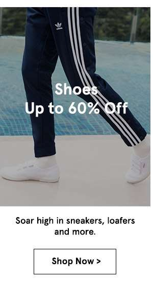 Shoes Up to 60% off. Shop now.