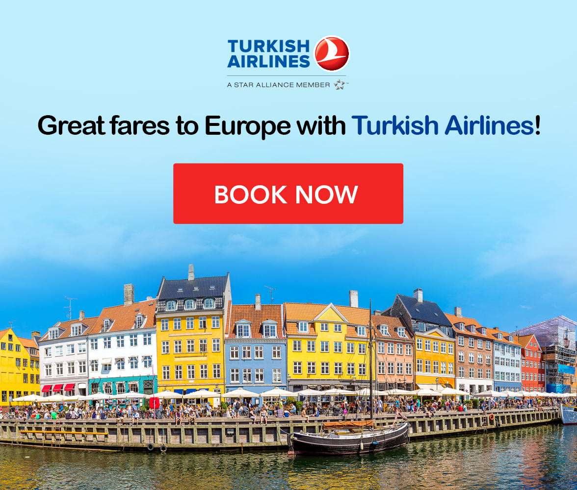 Widen your world with our exclusive feature on Turkish Airlines