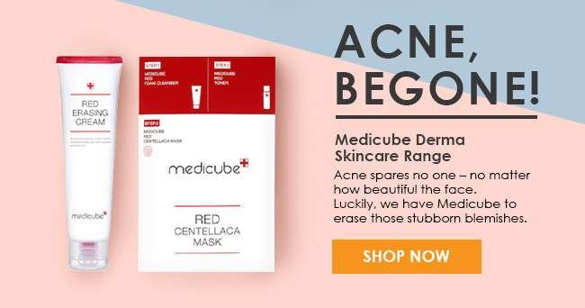 Medicube's Derma Skincare