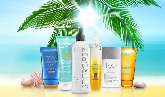 Summer Beauty Specials Up to 55% Off! Biotherm, Clarins, Dermaheal, Shiseido & more! Ends 16 Jul 2018