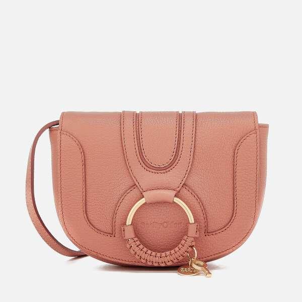 See By Chloé Women's Hana Leather Cross Body Bag - Cheek