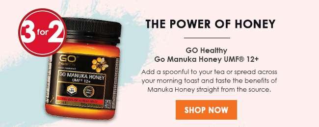 Go Healthy Go Manuka Honey UMF 12+