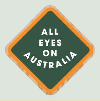 All eyes on Australia