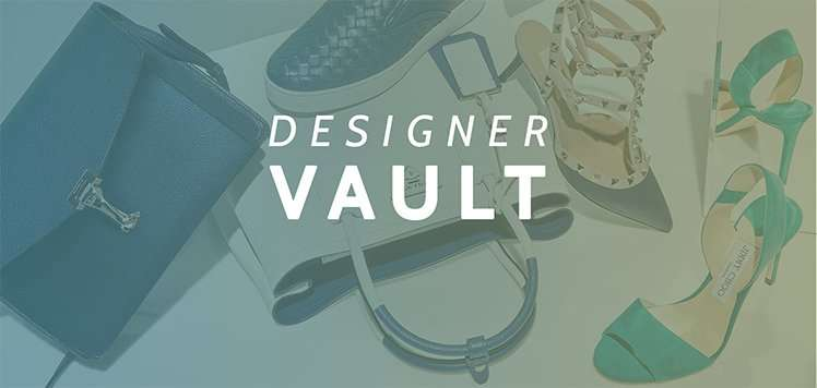 Up to 60% Off Designer Vault