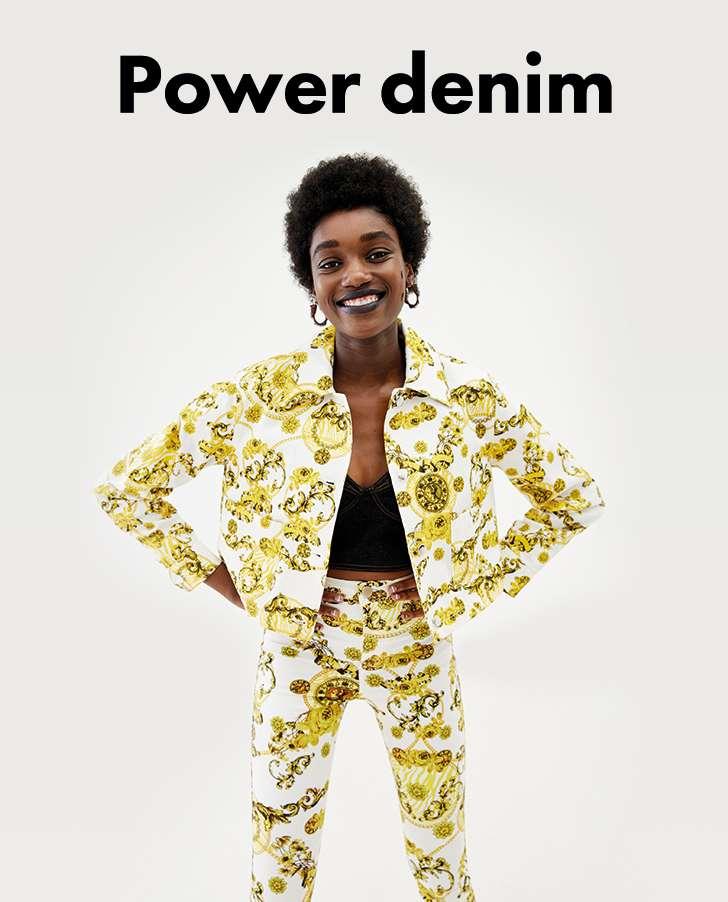 POWER DENIM