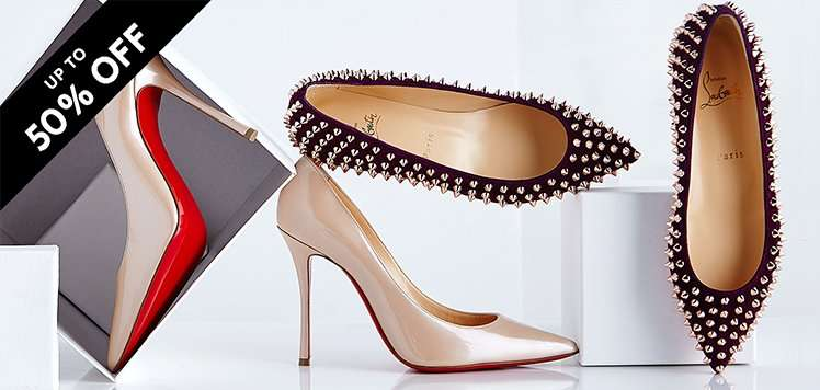 Luxe Pumps Feat. Christian Louboutin