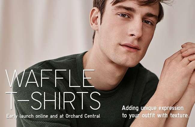 Men's Waffle T-shirt