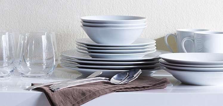 Serveware & Dinnerware: Feat. Ten Strawberry Street