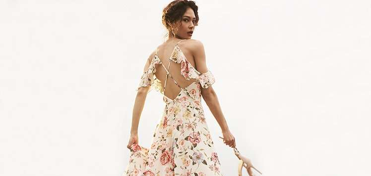 On-Trend Floral Style Feat. Aiden