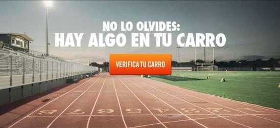 NO LO OLVIDES: HAY ALGO EN TU CARRO | VERIFICA TU CARRO