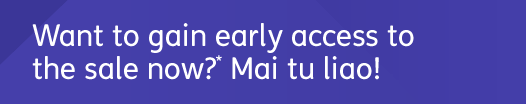 Want to access the sale now? Mai tu liao!