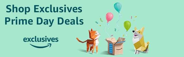 Amazon Exclusives Prime Day Deals