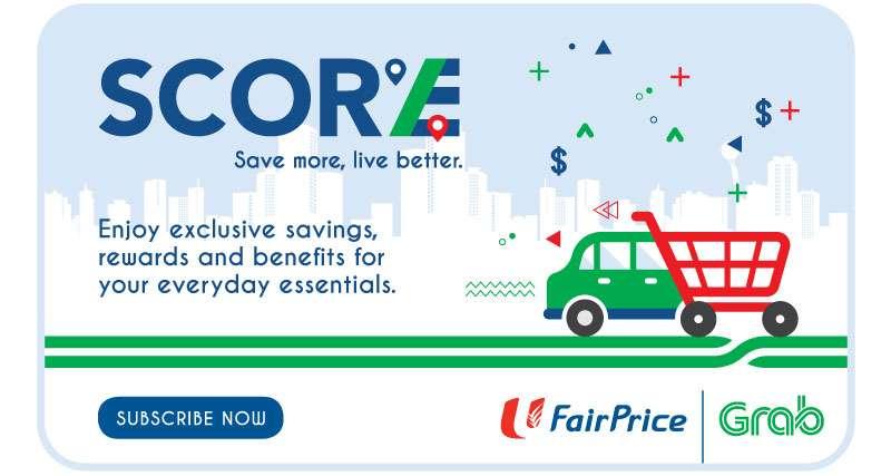 Score Save more, live better