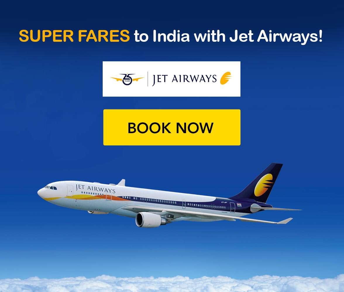 From Mumbai to Chennai and beyond with Jet Airways