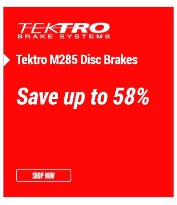 Tektro M285 Disc Brakes