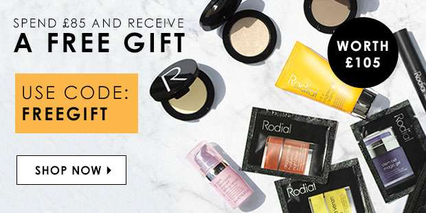 Spend £85 And Receive A Free Gift Worth £105