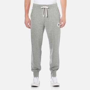Converse Men's Rib-Cuff Pants - Vintage Grey Heather