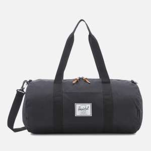 Herschel Supply Co. Men's Sutton Mid-Volume Duffle Bag - Black