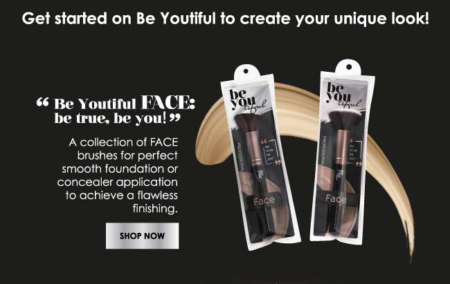Shop Be Youtiful Face Products!