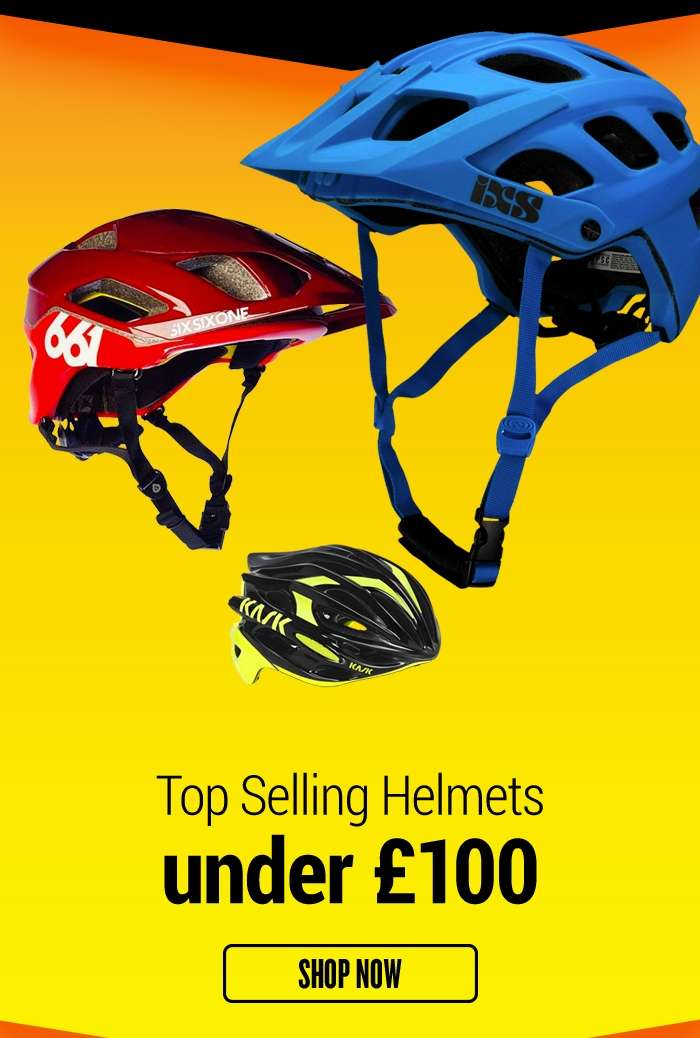 Top Selling Helmets under £100