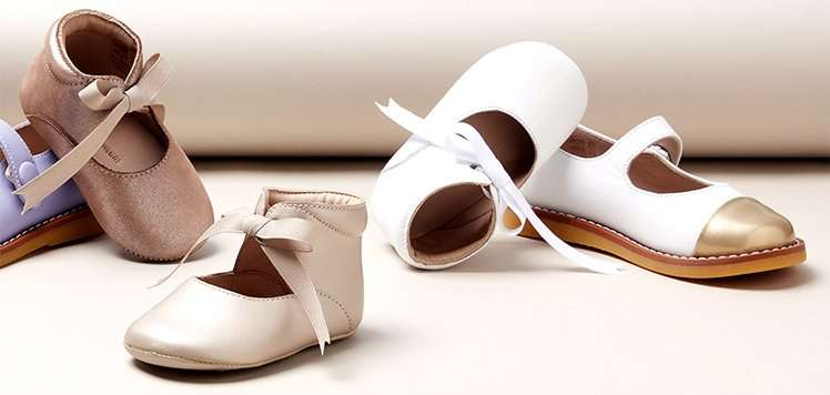 Euro-Inspired Kids' Shoes