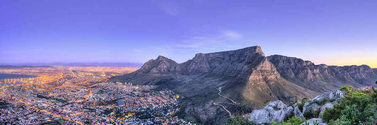 Table Moutain - Cape Town