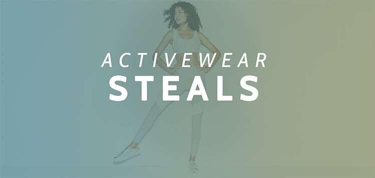 $19.99 & Up: Activewear Steals