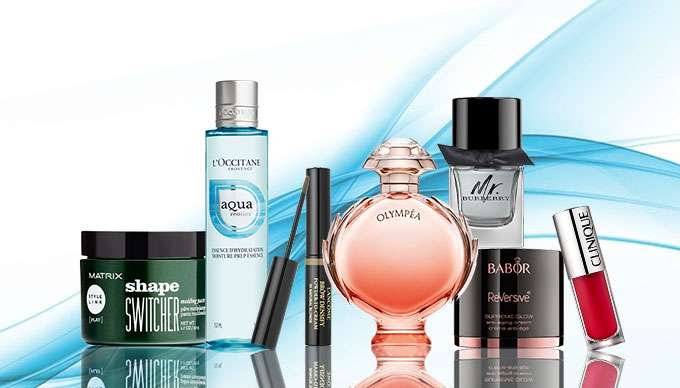 Just Landed! August New Arrivals! Narciso Rodriguez, Clinique, Lancome, YSL & more! Ends 31 Aug 2018