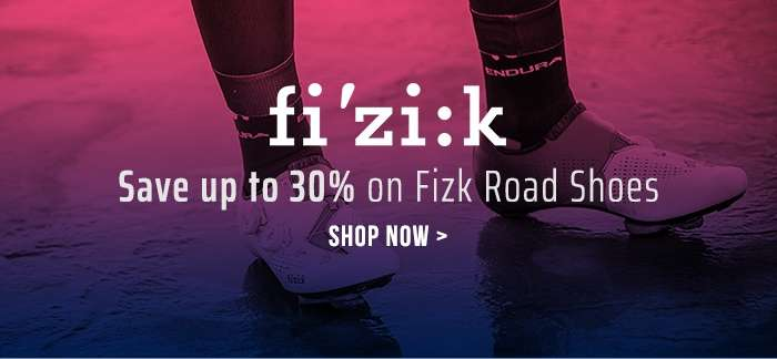 Save up to 30% on Fizk Road Shoes