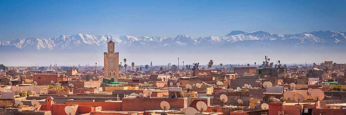 Atlas Mountains - Marrakech