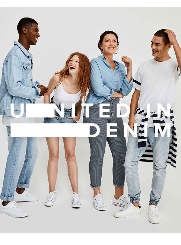 United In Denim | Shop The Edit Now