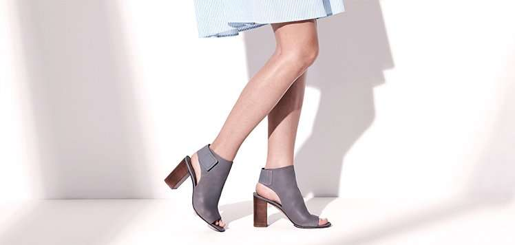 Fall Preview: Booties Ft. Lucky Brand