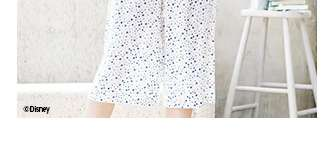 Limited Offer! Women's Mickey Blue RELACO 3/4 Shorts at $14.90