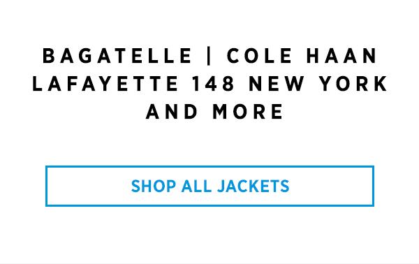 Shop All Jackets