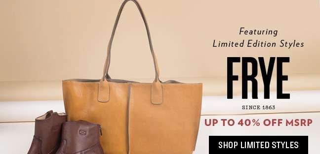 Shop Limited Styles-Frye
