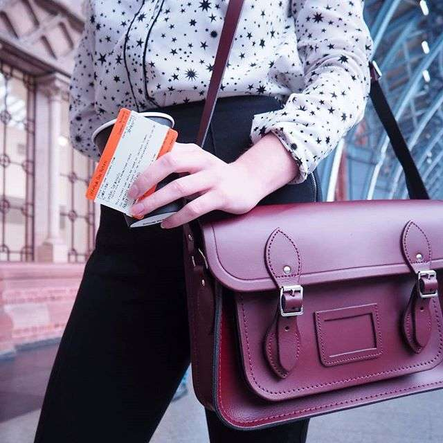 Our iconic Satchels: making Monday morning commutes better since 2008