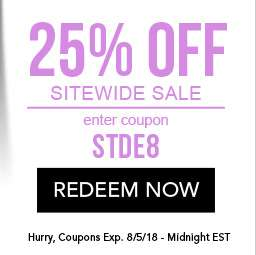 25% Off Sitewide Sale