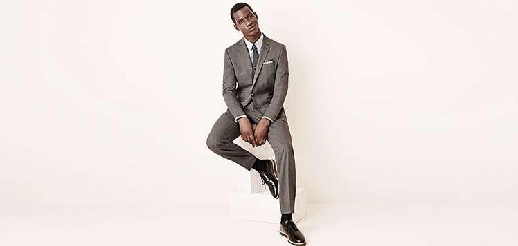 Brioni & More Designer Suiting