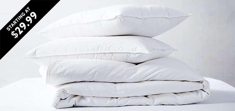 Lightweight Down Alternative Comforters