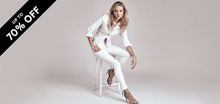 Relaxed All-White Looks