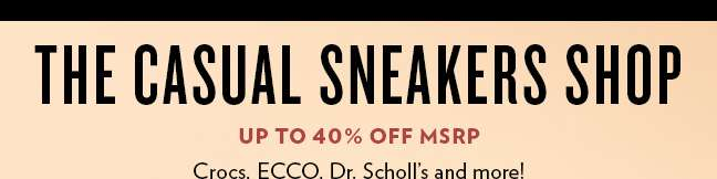 Shop All Casual Sneakers