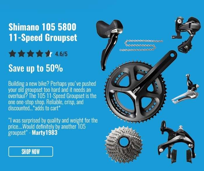 Shimano 105 5800 11-Speed Groupset