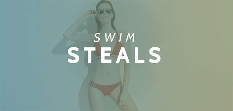 Under $30: Swim Steals